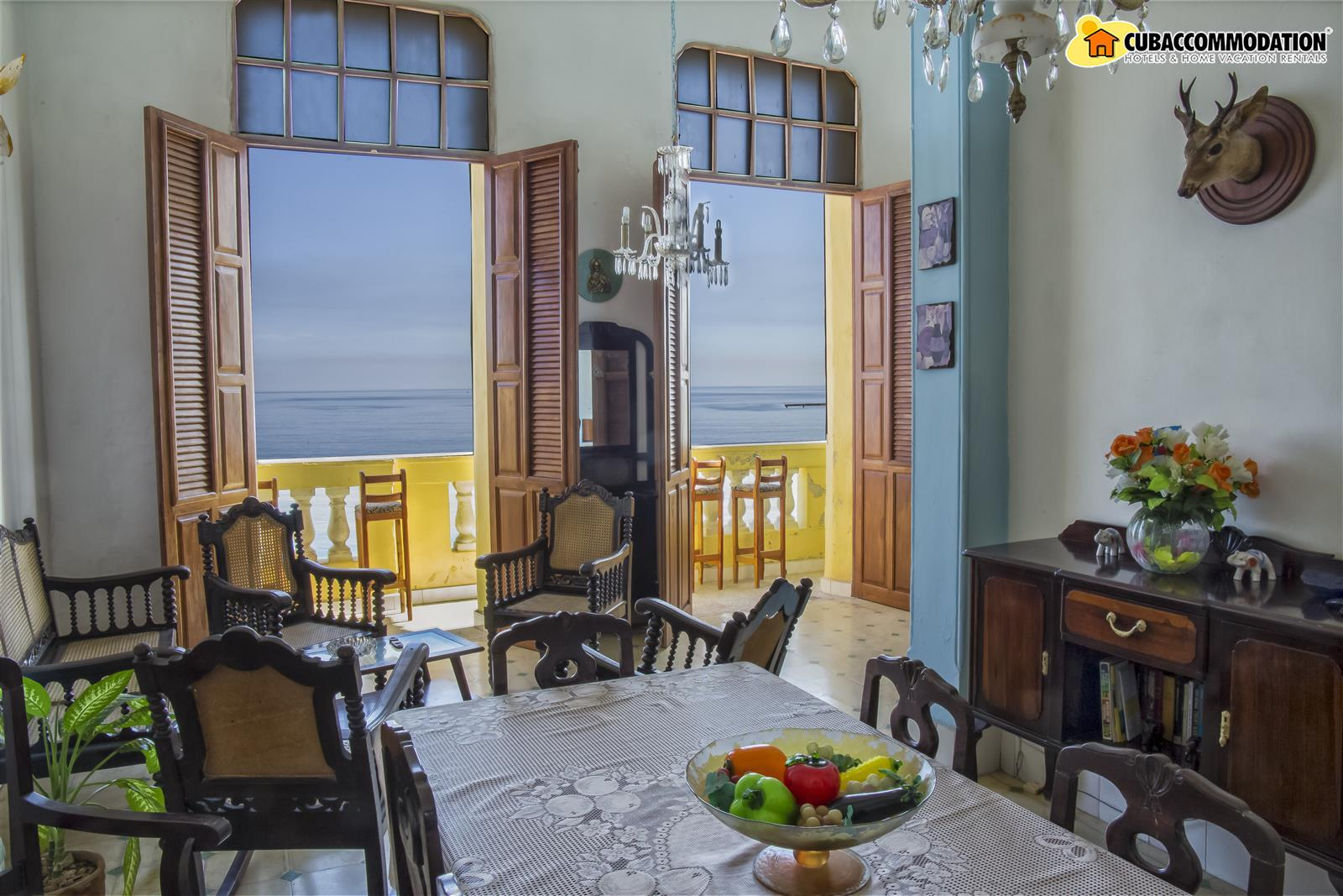 Guesthouses Casa Bella Vista Al Mar Central Havana Rentals