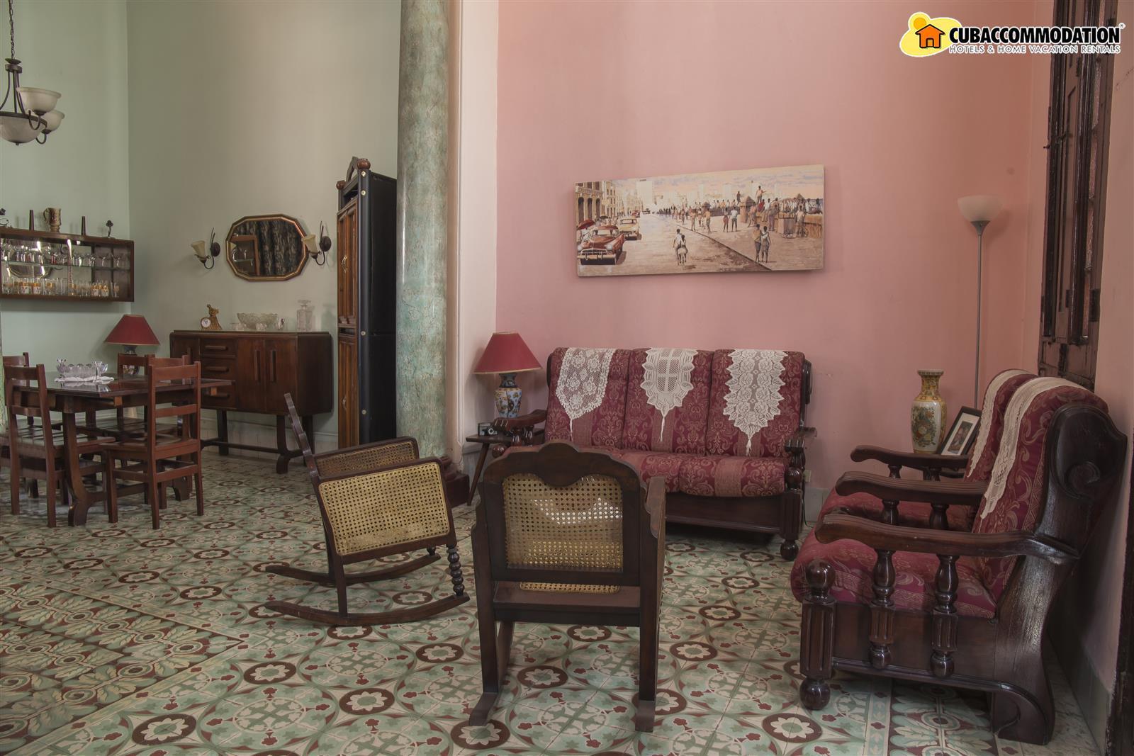 Guesthouses, Casa Colonial La Terraza, Havana City, Centro Habana ...