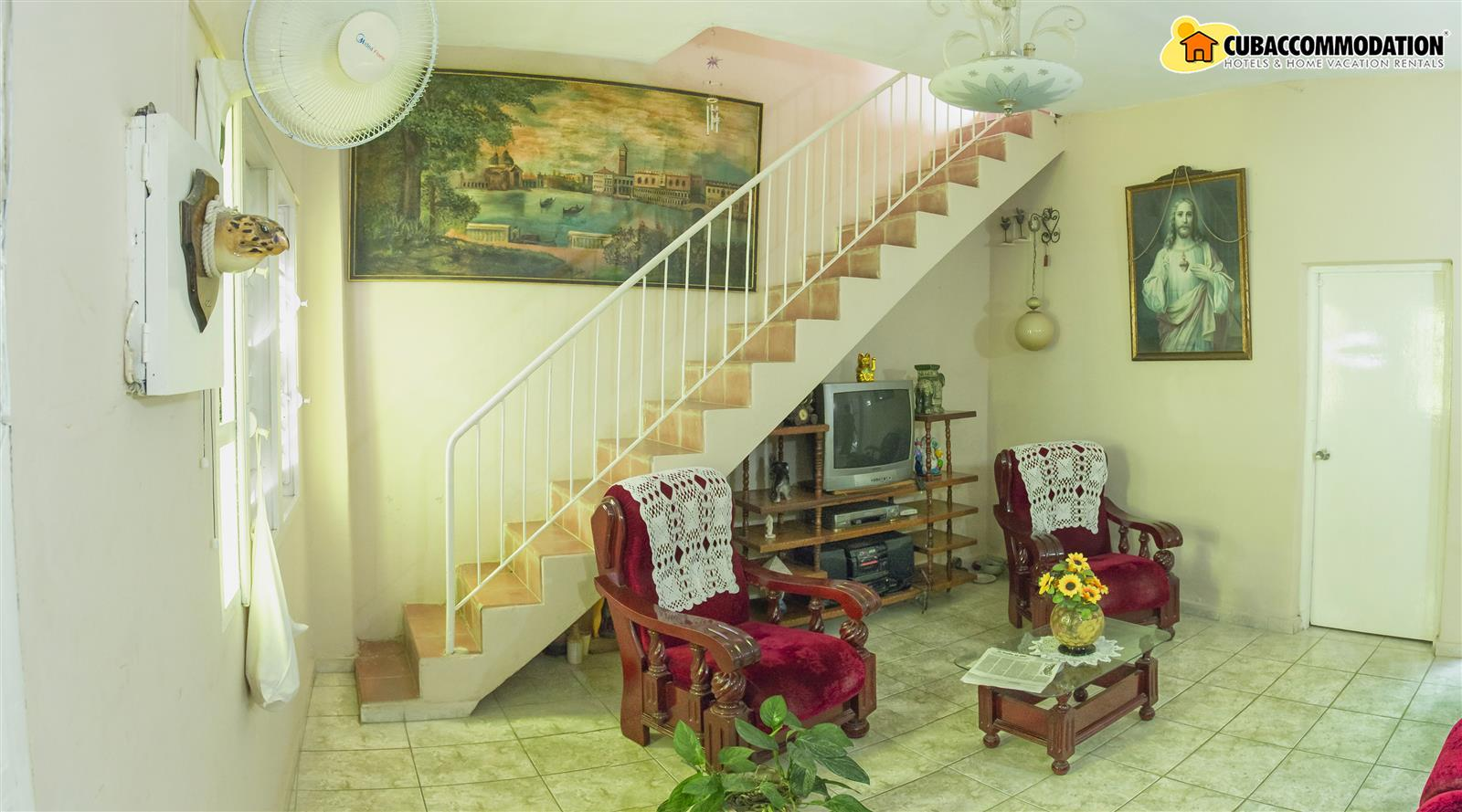 Guesthouses, Casa Delfin y Elena - Camaguey Accommodation, Home ...