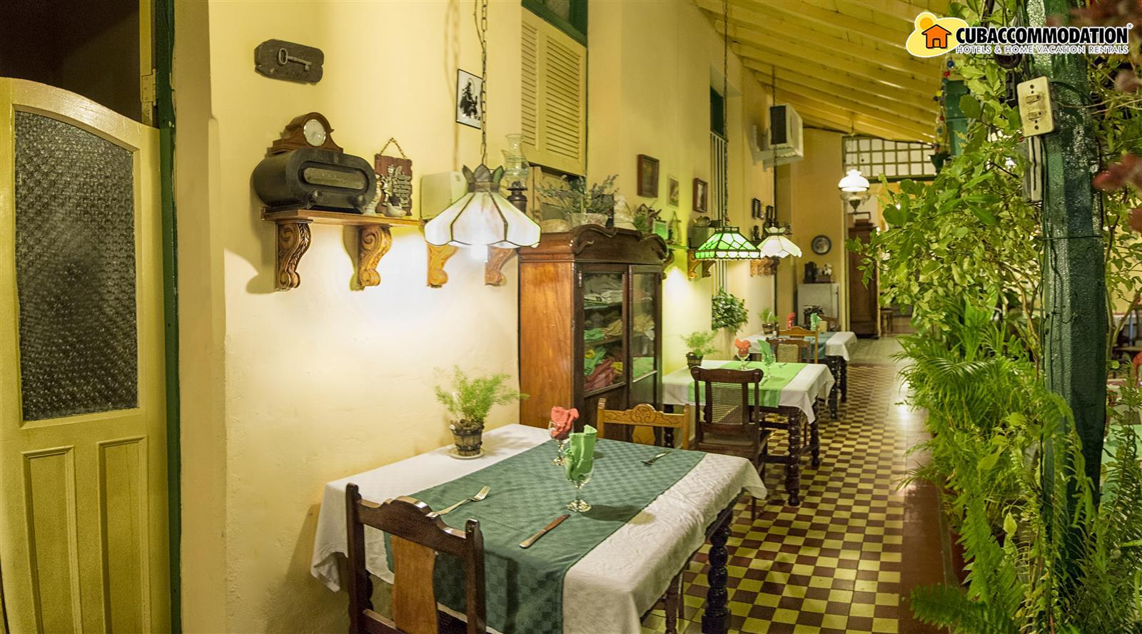 Guesthouses hostal florida center villa clara santa - Carpinteria santa clara ...