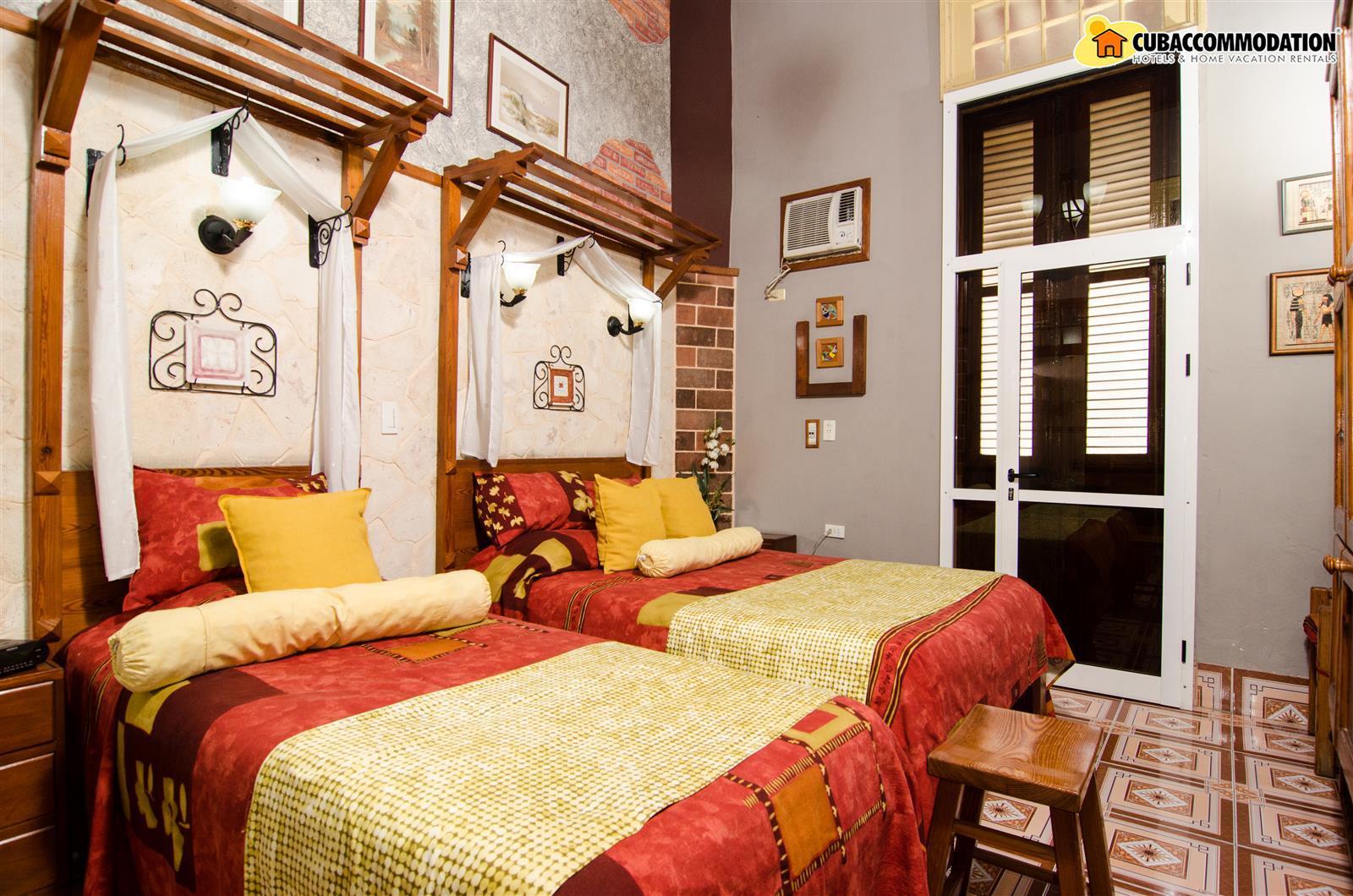 Guesthouses, Hostal Peregrino, Havana City, Centro Habana ...