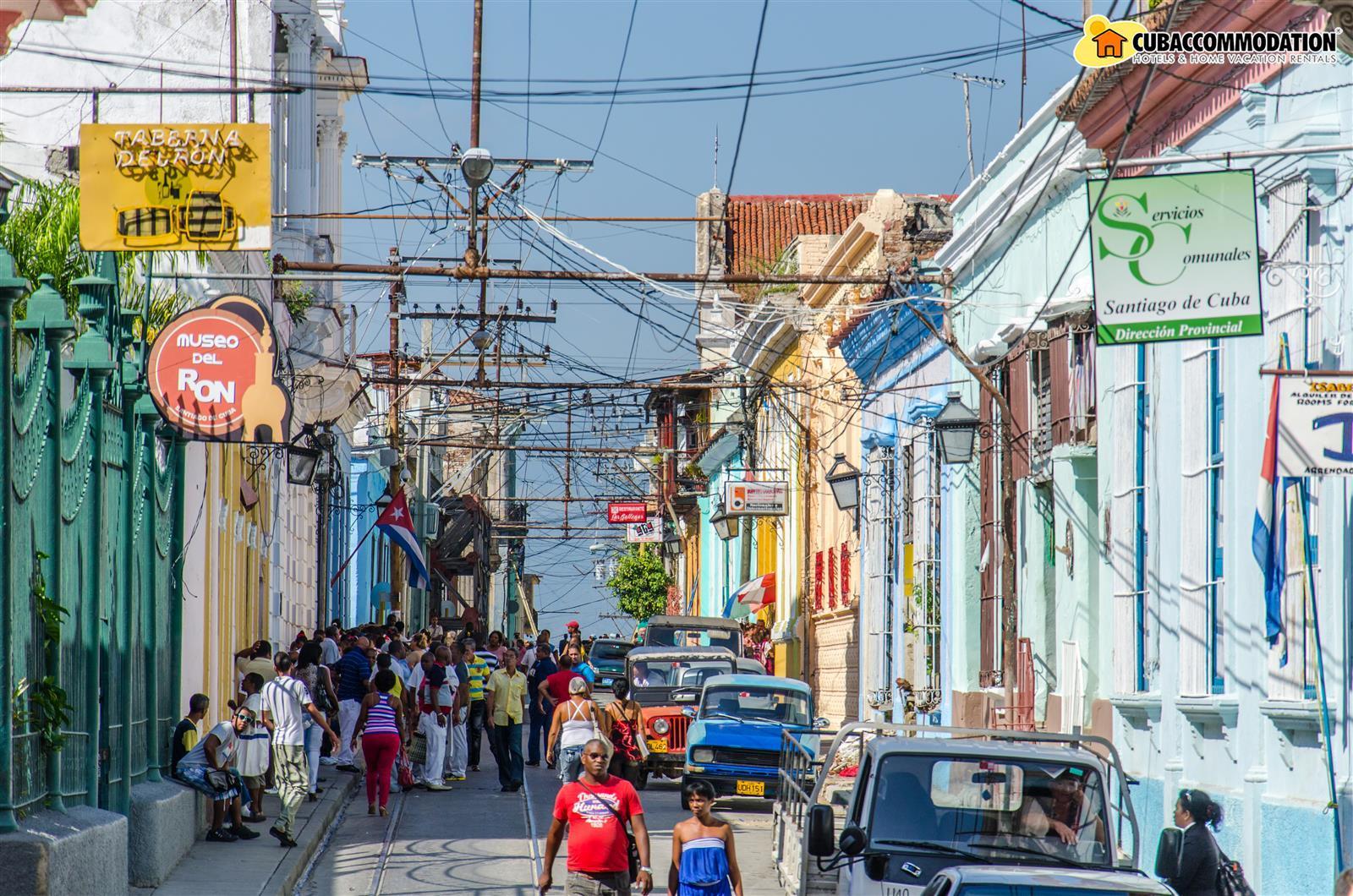 Hotels Hostal San Basilio Santiago De Cuba Santiago De