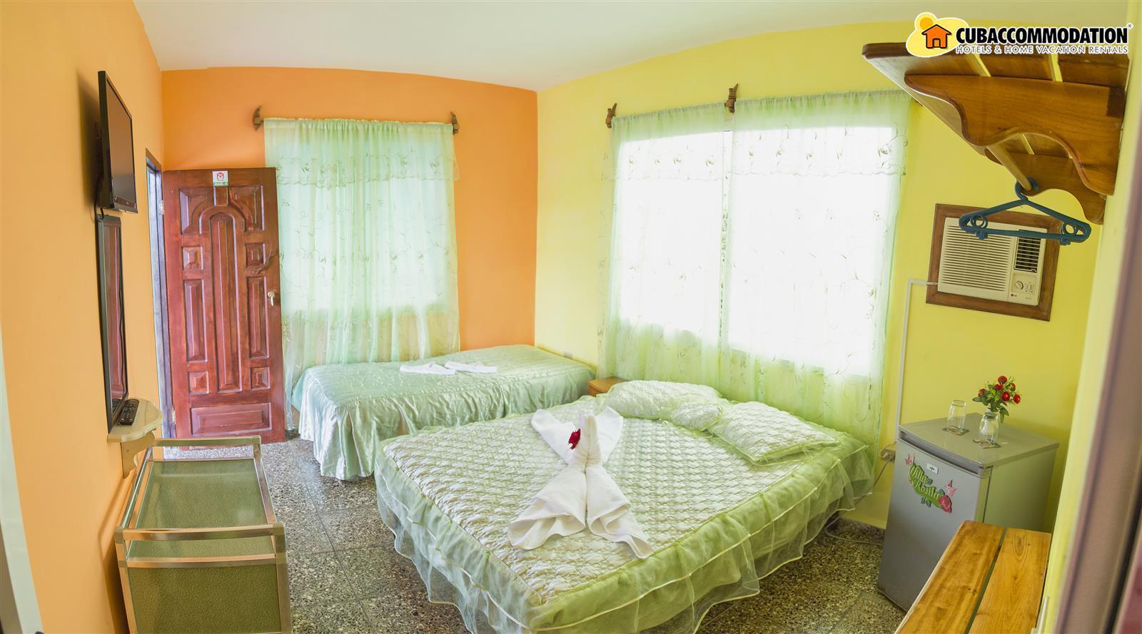Hostal Villa Rosita Matanzas Peninsula De Zapata