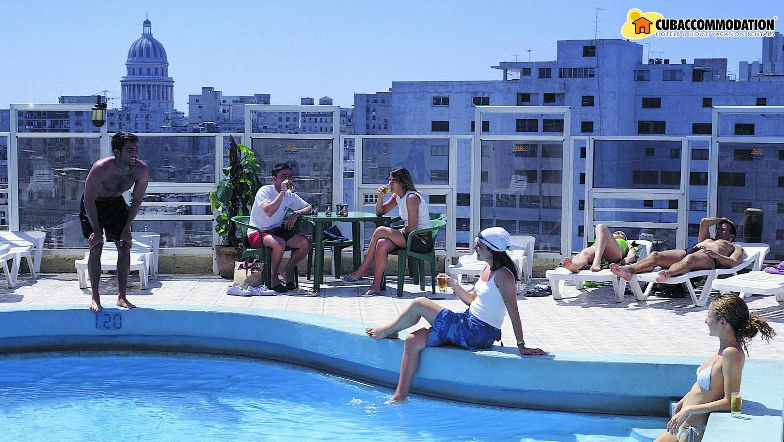 Hotels hotel deauville havana city centro habana home vacation apartment at cuba accommodation - Office du tourisme de cuba ...