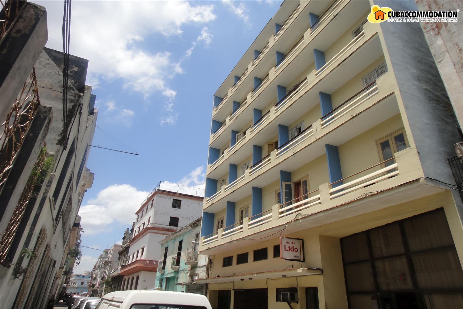 Hotels, Islazul Hotel Lido, Havana City, Centro Habana ...